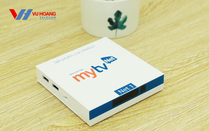Android Box MyTV NET1 bản Ram 4G, Rom 32G