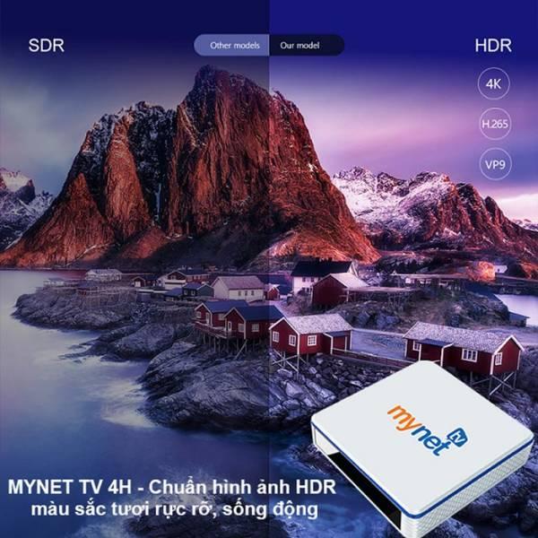 MYNET TV 4H Ram 4G - 3