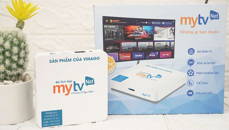 Android TV Box MYTV NET 1C