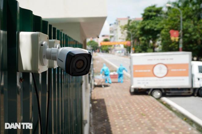 hệ thống giám sát camera an ninh