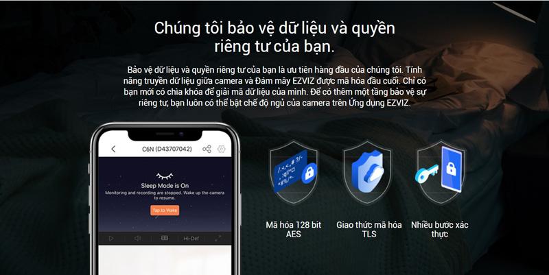 Bảo vệ dữ liệu và quyền riêng tư của bạn