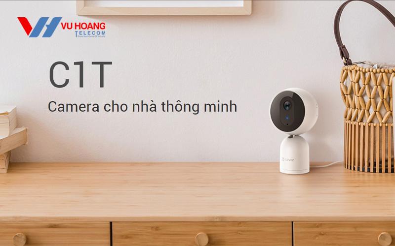 Bán camera IP Wifi cho nhà thông minh EZVIZ C1T 2MP giá rẻ