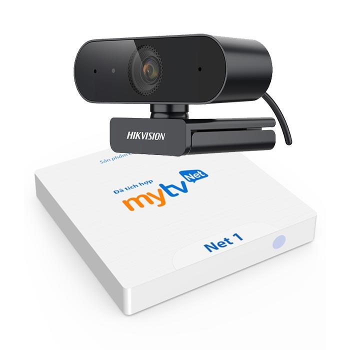 Combo WEBBOX 2 MyTV NET1 4G + Webcam DS-U320