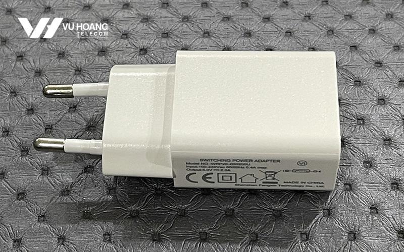 Bán củ sạc 5V-2A Fangxin WRP2E-050200U chất lượng cao giá rẻ