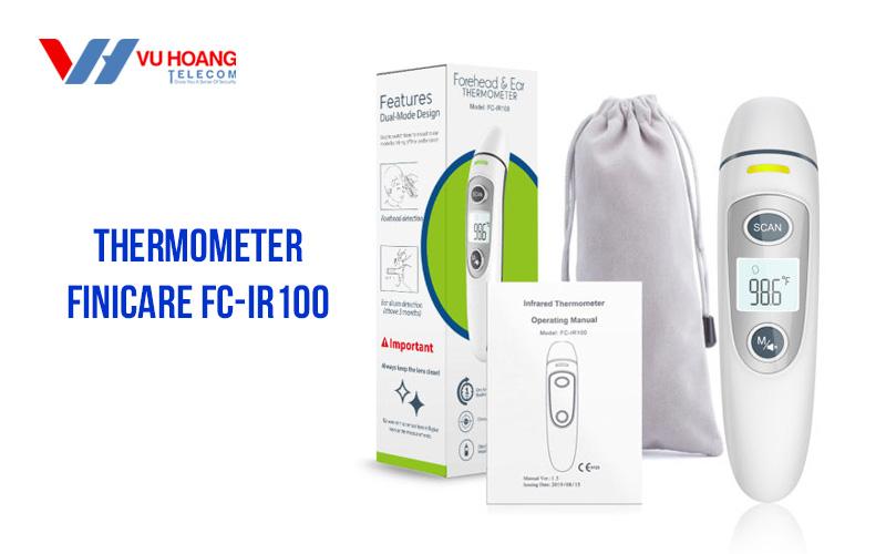 Bán nhiệt kế hồng ngoại Finicare FC-IR100 giá rẻ chính hãng