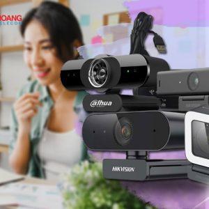 top 5 webcam hoc online va lam viec tai nha