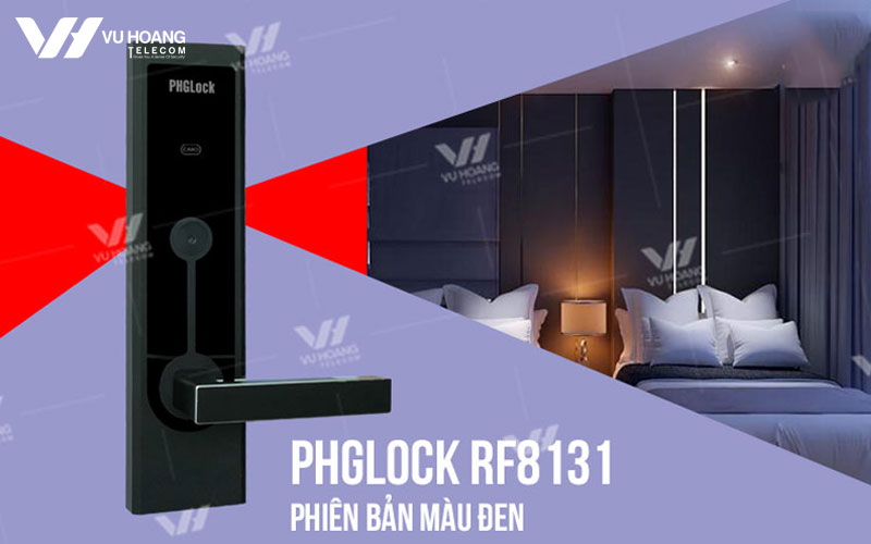 PHGLOCK RF8131 den