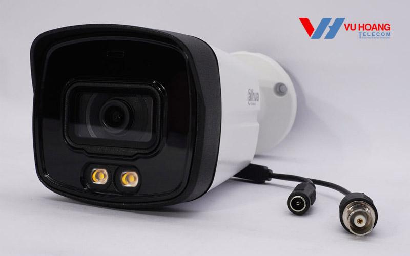 Bán camera HDCVI 2MP DAHUA HAC-HFW1239TLMP-A-LED-S2 giá rẻ