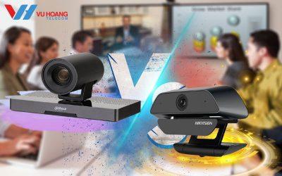 camera hoi nghi va webcam khac nhau nhu the nao