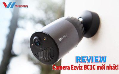 review camera Ezviz BC1C moi